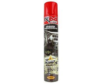 Rolmovil Limpiador de salpicaderos de con acabado brillante y suave olor a vainilla RM clean 750 mililitros