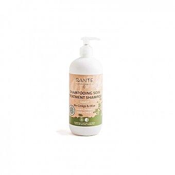 Santé Champú Tratante Ginkgo & Olive ecológico 500 ml 500 ml