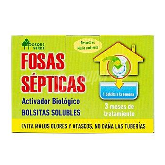 Sp-berner Limpiador fosas septicas 12 bolsitas - 300 g