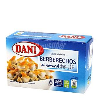 Dani Berberechos al natural 110 g