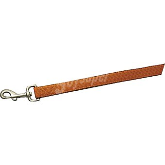Nayeco Colección Macleather arnes para perro color marrón medidas 120 cm x 2,5 cm 1 unidad