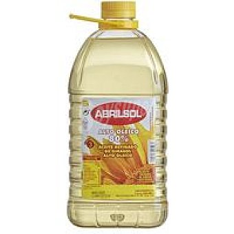 Abrilsol Aceite de girasol garrafa 5 litros