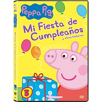 Peppa pig Vol. 3 DVD