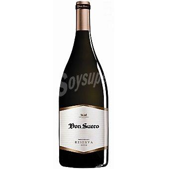 Don Suero Vino tinto reserva de la Tierra de Castilla y León magnum 1,5 cl 1,5 cl