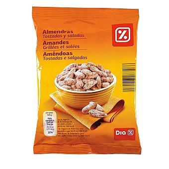 DIA Almendras Tostadas Y Saladas Bolsa 125 Gr