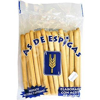 AS DE ESPIGAS Palitos de pan con aceite de oliva Bolsa 120 g