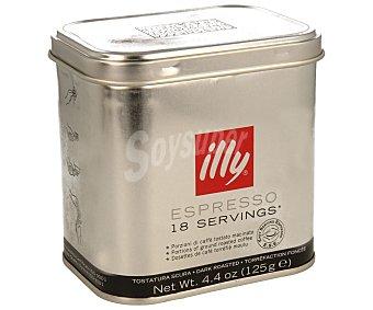 ILLY Café tostado molido en monodosis 18 unidades