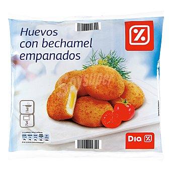 DIA Huevos con bechamel empanados Bolsa 500 gr