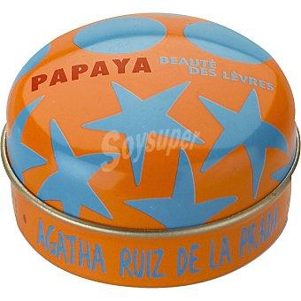 Ágatha Ruiz de la Prada Vaselina sabor papaya Caja 15 g