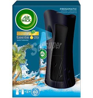 Air Wick Ambientador aparato+recambio turquesa 250 ml