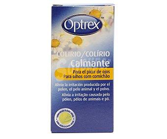 Optrex Colírio calmante del picor de ojos de uso diario 10 ml