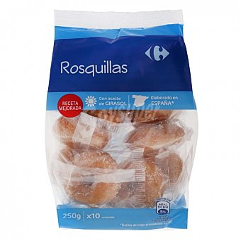 Carrefour Rosquillas Carrefour 250 g