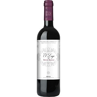 El lago Vino tinto maceración carbónica D.O. Rioja  botella 75 cl