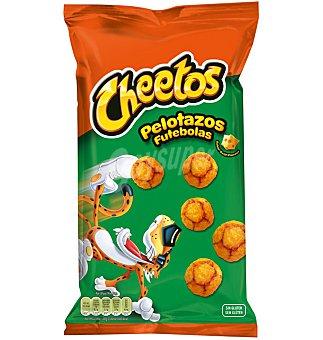Matutano Cheetos Aperitivo horneado sabor a queso Pelotazos Bolsa de 145 g
