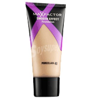Max Factor Base Liquida Smooth Effect 82 natural TAN 1 ud