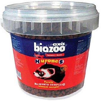 BIOZOO AXIS Alimento completo extrusionado para hurones Envase 800 g