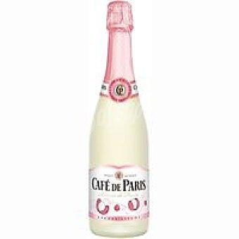 CAFÉ de PARIS Espumoso Dulce de lichi Botella 75 cl
