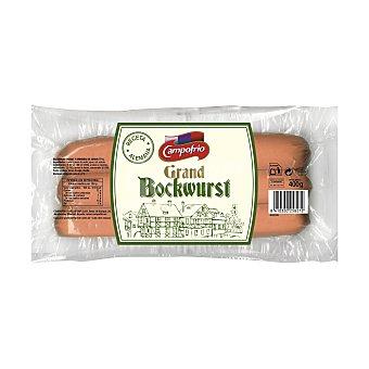 Campofrío Salchichas grand Bockwurst 400 gr