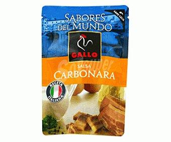 Gallo Salsa carbonara sabores del mundo 140 g