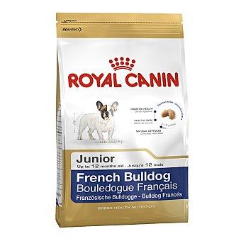 Comida para perros espcial Buldog Francés hasta 12 meses