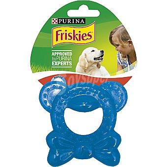 Friskies Purina Juguete para cachorro de plástico tamaño mediano 1 unidad