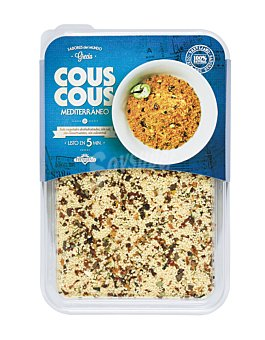 Trevijano Cous cous mediterráneo Estuche 300 g