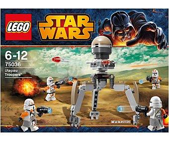LEGO Juego de construcción Star Wars, pack de combate Utapau Troopers, modelo 75036, 1 unidad