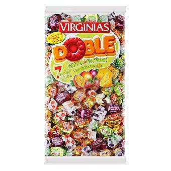 Virginias Caramelos duros doble sabor a frutas 1 Kg