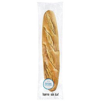 Europastry Pan barra sin sal añadida 1 u 210 g