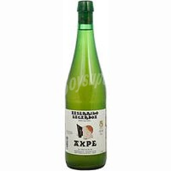 EUSKO LABEL AXPE Sidra Natural Botella 75 cl