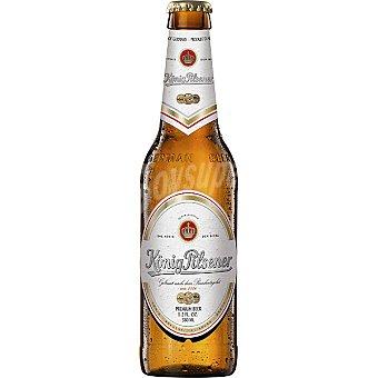 König Ludwig Cerveza rubia alemana botella 33 cl Botella 33 cl