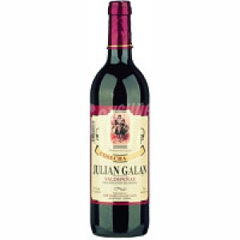 Julian Galan Vino Tinto Reserva Botella 75 cl