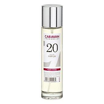 Caravan Colonia nº 20 Fougere-ámbar para hombre 150 ml