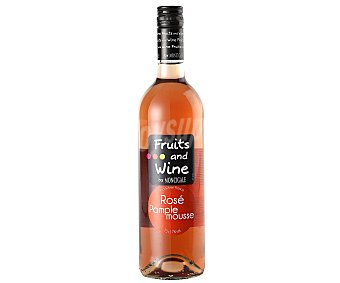 Fruits & Wine Vino pomelo rosado 75 cl