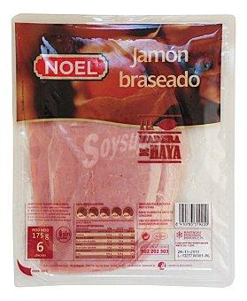 Noel Jamon cocido braseado lonchas Paquete 175 g