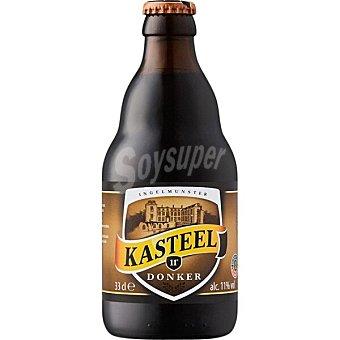 Kasteel Donker cerveza negra belga Botella 33 cl