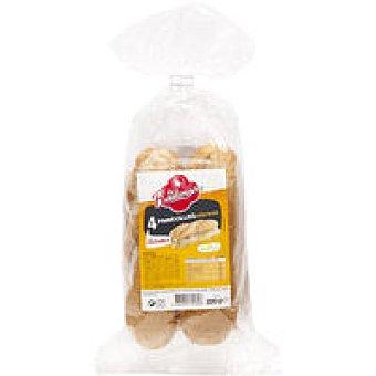 La Boulangere Panecillo rústico 4 unid