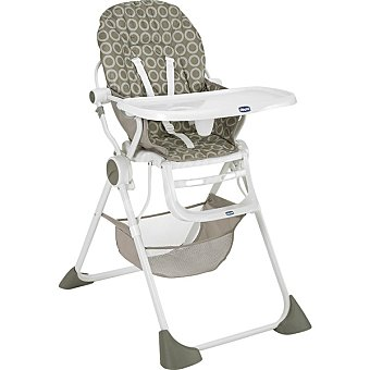 CHICCO Silla Trona Pocket Lunch en color beige