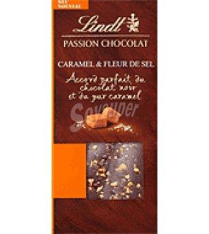 Lindt Chocolate pasión caramelo & sal 97 g