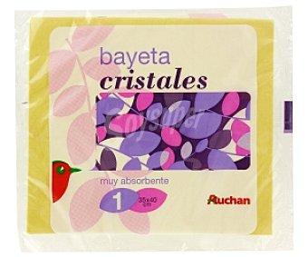 Auchan Bayeta Cristales 1 Unidad