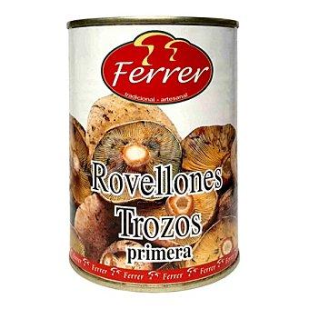Ferrer Rovellones trozos al natural 200 g