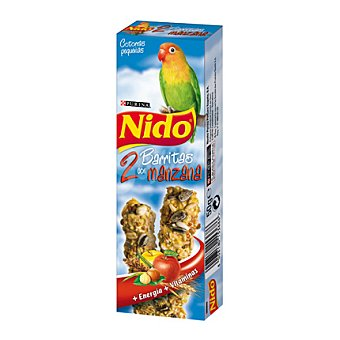 Nido Comida cotorras 50 gr
