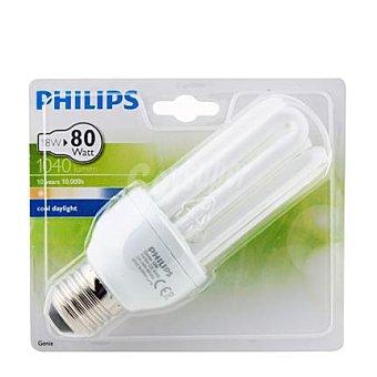 Philips Bombilla larga duración 8A 18W E27 luz fría Bombilla larga duración 8A 18W E27 luz fría