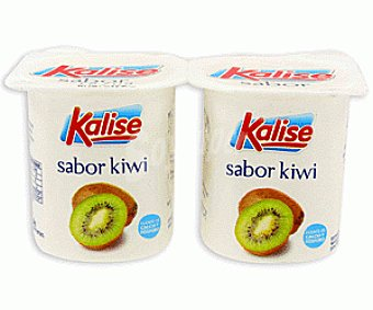 Kalise Yogur Sabor a Kiwi 4x125g