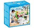 Escenario de juego Dentista con paciente y accesorios, City Life 6662, playmobil Citi Life 6662  Playmobil