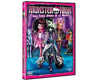Ceys Monster High: Fiesta...