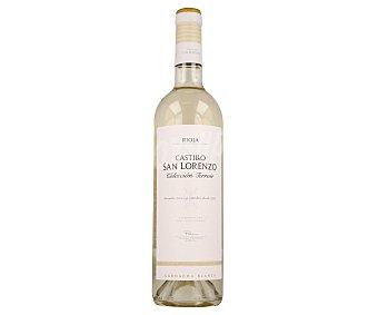 Castillo San Lorenzo Vino blanco con denominación de origen Rioja coleccion terroir garnacha Botella 75 cl