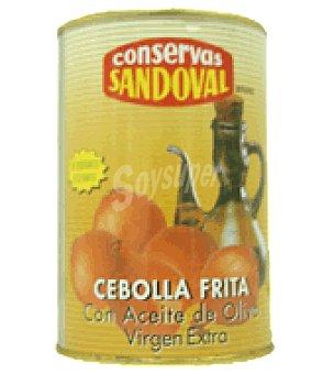 Sandoval Cebolla frita 400g 400 g