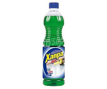 Ajax Fregasuelos Xanpa limón Botella 1 l