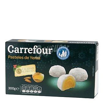 Carrefour Pasteles de yema 300 g